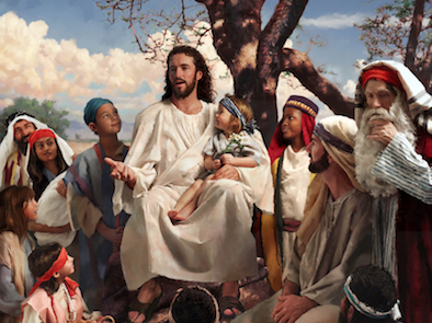 jesus-ministering