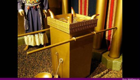 Image result for golden altar of the tabernacle