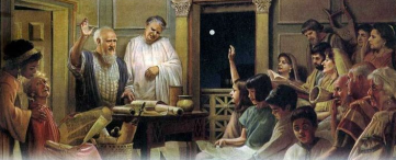 Image result for early christian assembly
