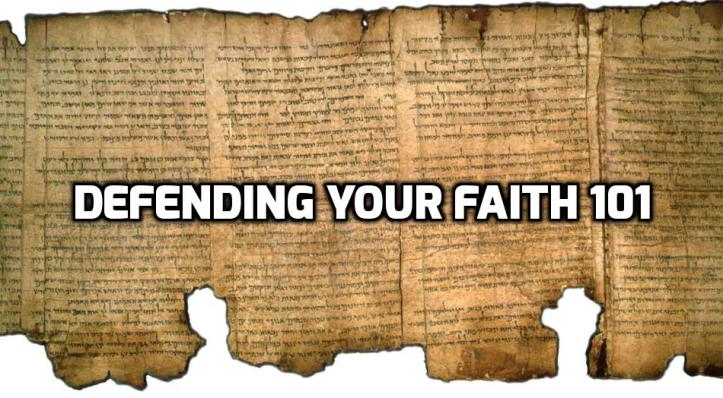 DefendYourFaith101