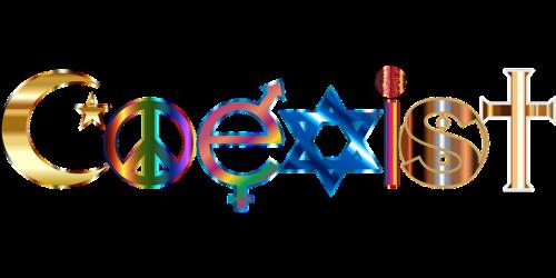 coexist-1211709__480