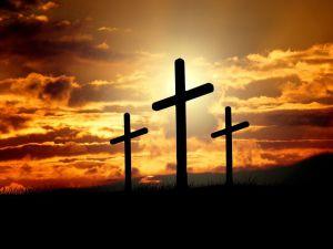 Three-crosses