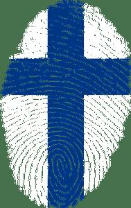 Cross-made-by-fingerprints