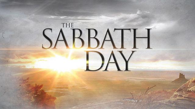 the-sabbath-day