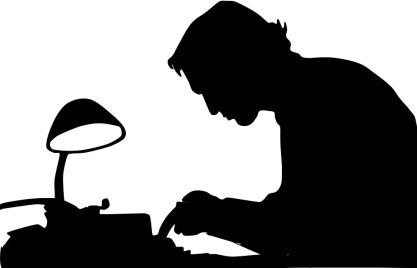 writer-shadow
